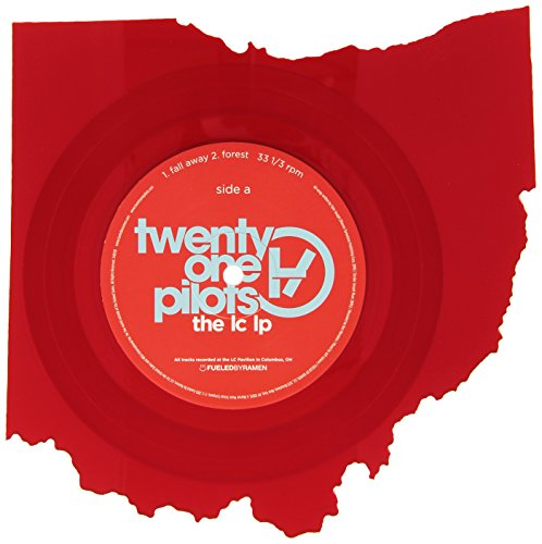Twenty One Pilots Lc Lp Atlantic Cd Grooves Inc
