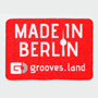 "Grooves.land Merchandise ""Tablet & Smartphone Display Cleaner MADE IN BERLIN"""